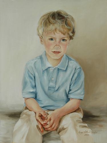 John, age 5