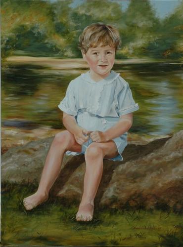 George, age 4