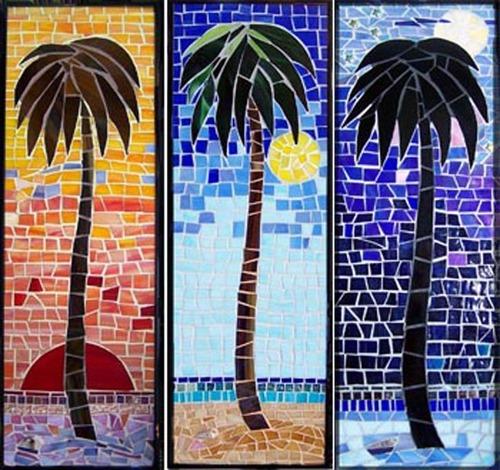 Palm Trio