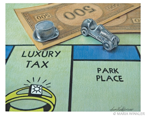 Luxury Tax for the 1%