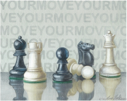 Your Move by MARIA WINKLER