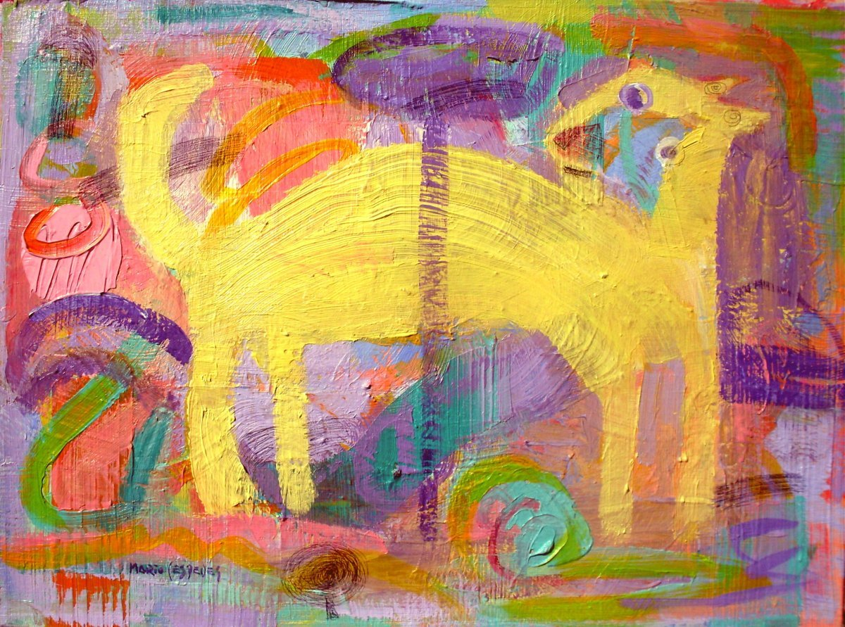 """""""Cat, from the slumps of Rio de Janeiro (large view)"""