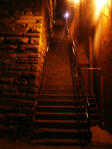 Exorcist Stairs