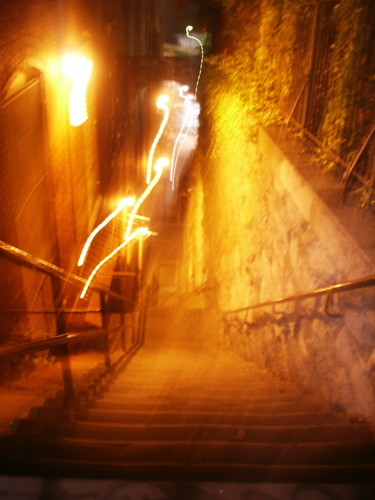 Exorcist Stairs 2