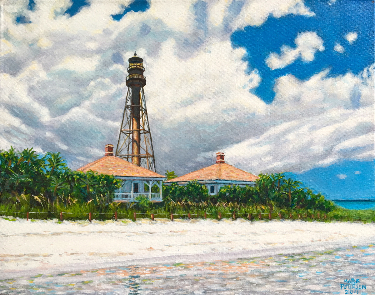 Sanibel Lighthouse (large view)