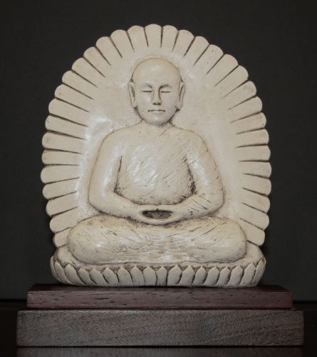 BUDDHA BAS RELIEF 2