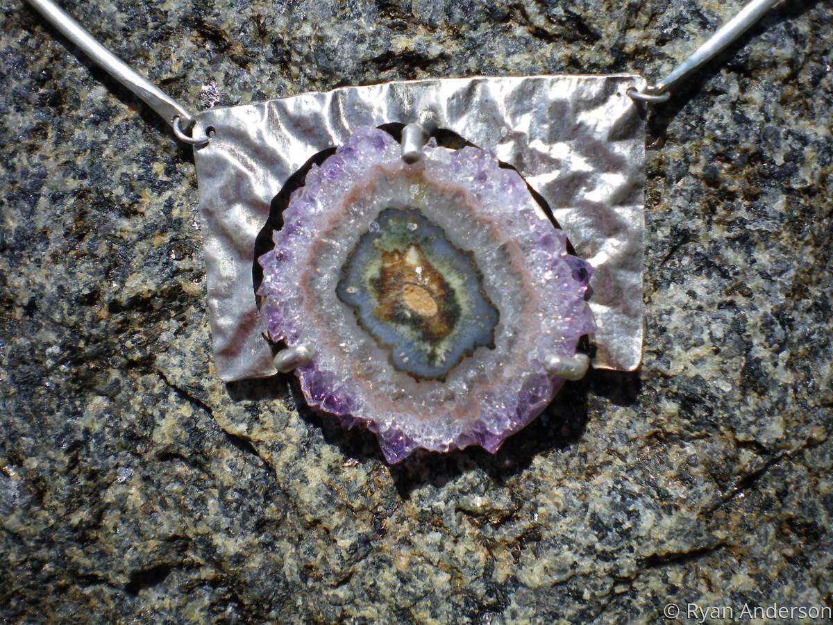 Lavender Eye (large view)