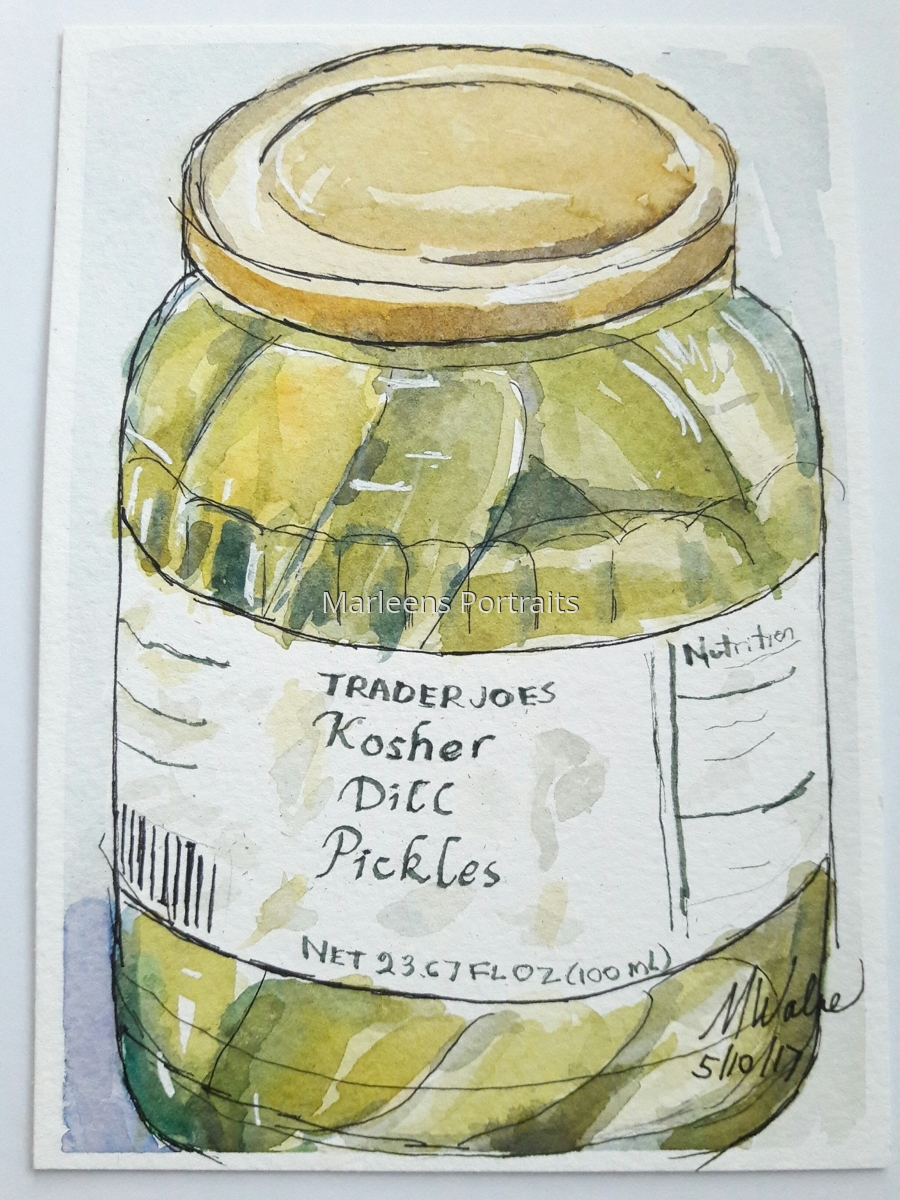 Pickle Jar (large view)