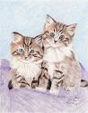 Two Kittens (thumbnail)