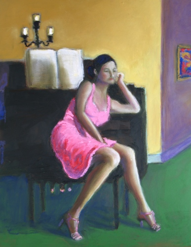 """""""Lady in Pink"""""""