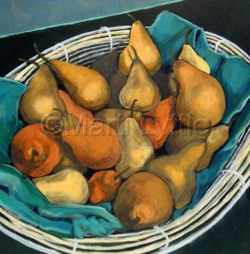 Adelle's Pears