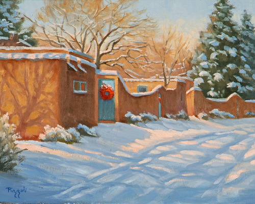 a santa fe christmas - Christmas In Santa Fe