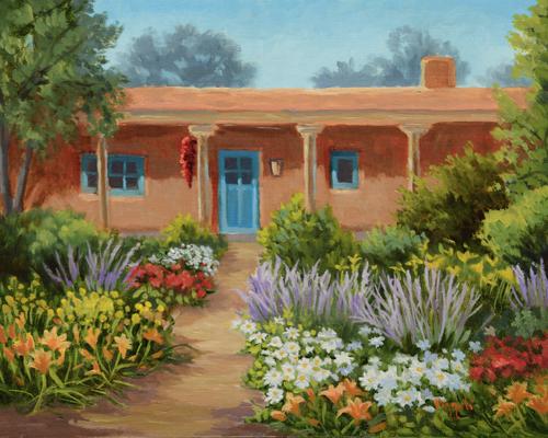 El Prado Garden