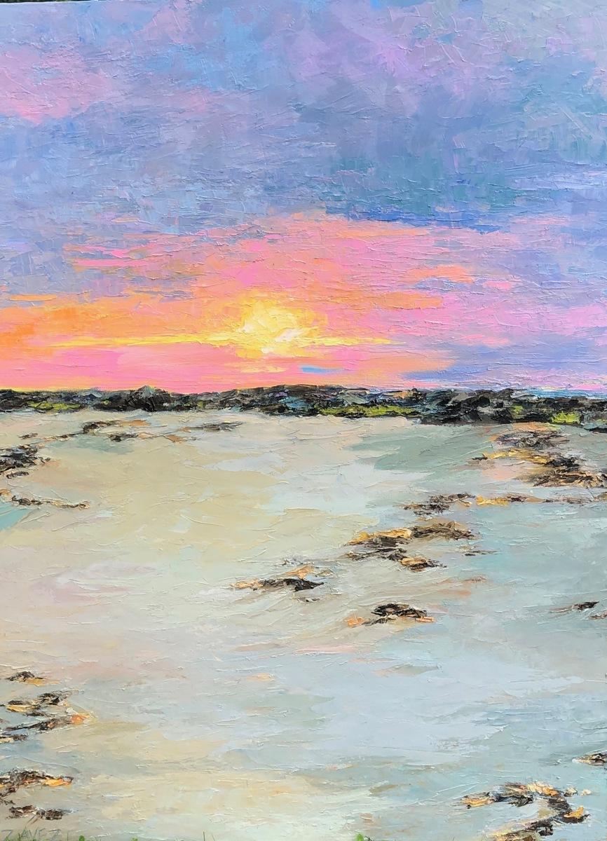Sunrise on the Coast (large view)