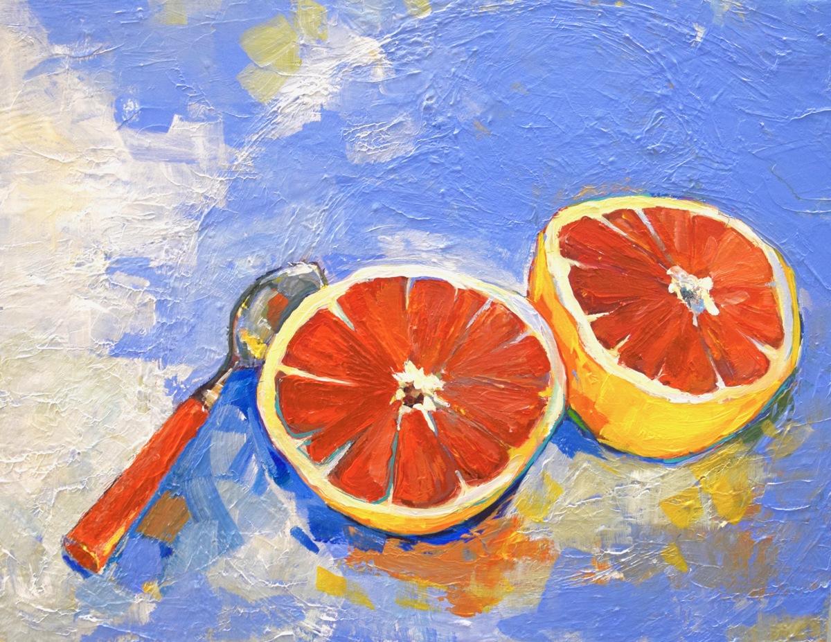 Grapefruit Halves (large view)