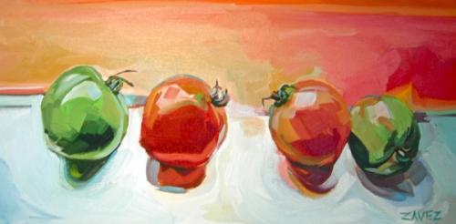 tomato line-up