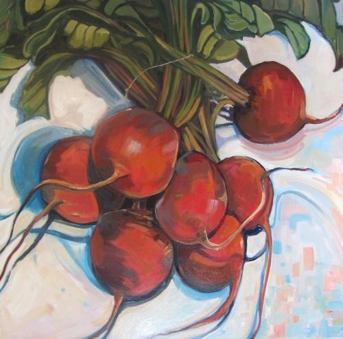 Big Beets by Marsha Zavez