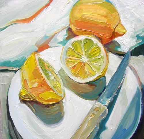 Cut Lemon