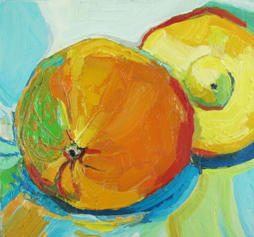 a little bit of citrus