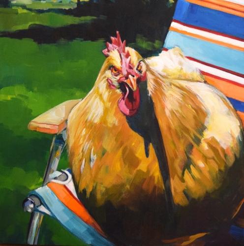 ChickenSit