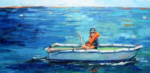 The Rowing Man