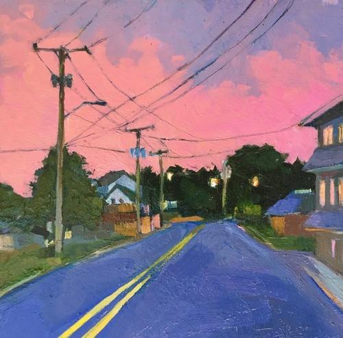High Street dawning