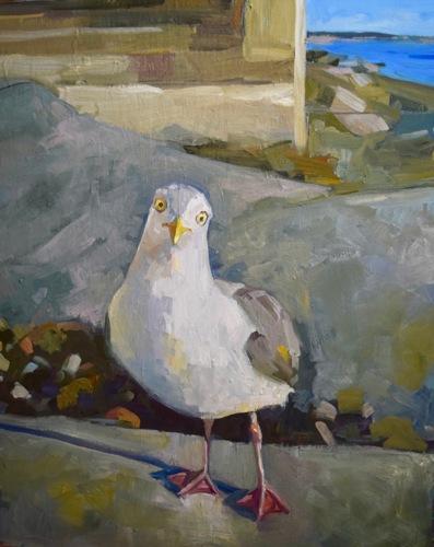 Jenny by Marsha Zavez