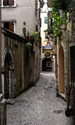 Italy, San Giamignano, alley -  Photography