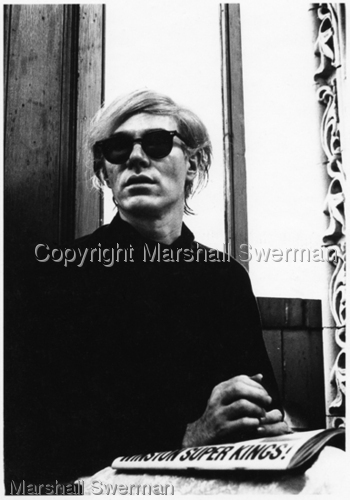 Andy Warhol - Super King, Factory