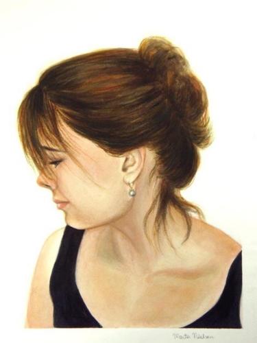 Portrait by Marta Nielsen