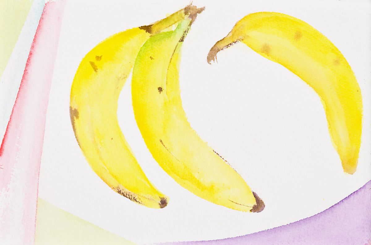 Banana Trio, 2003 (large view)