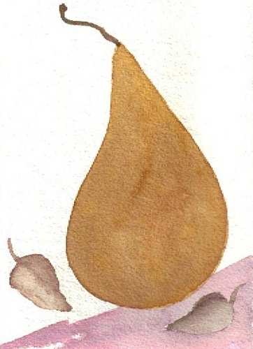 Pear 2 (large view)