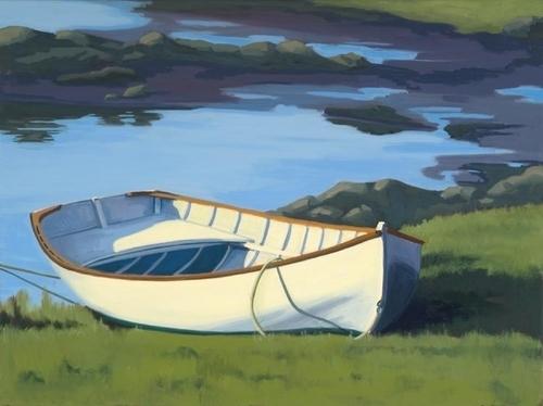 Skips Boat, Vinalhaven (large view)