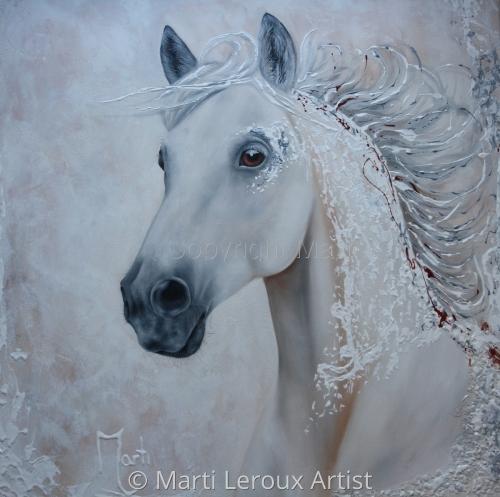 Follow your dreams by Marti Leroux Artist