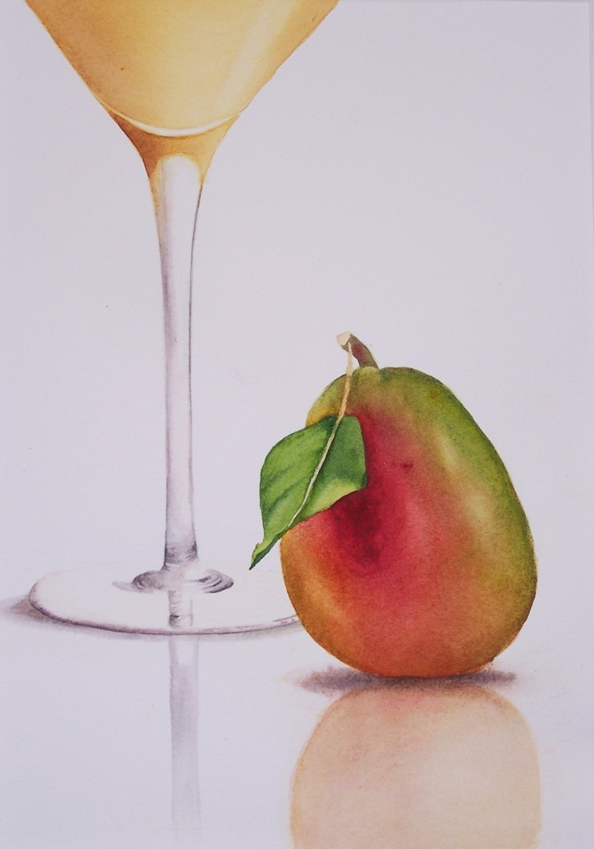 Pear Wine (large view)
