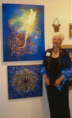 Maryann at ADC-Art Comes Alive 2013
