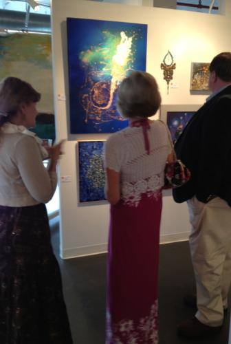 """""""Transcendence"""" at ADA-ACA 2013 Exhibit"""