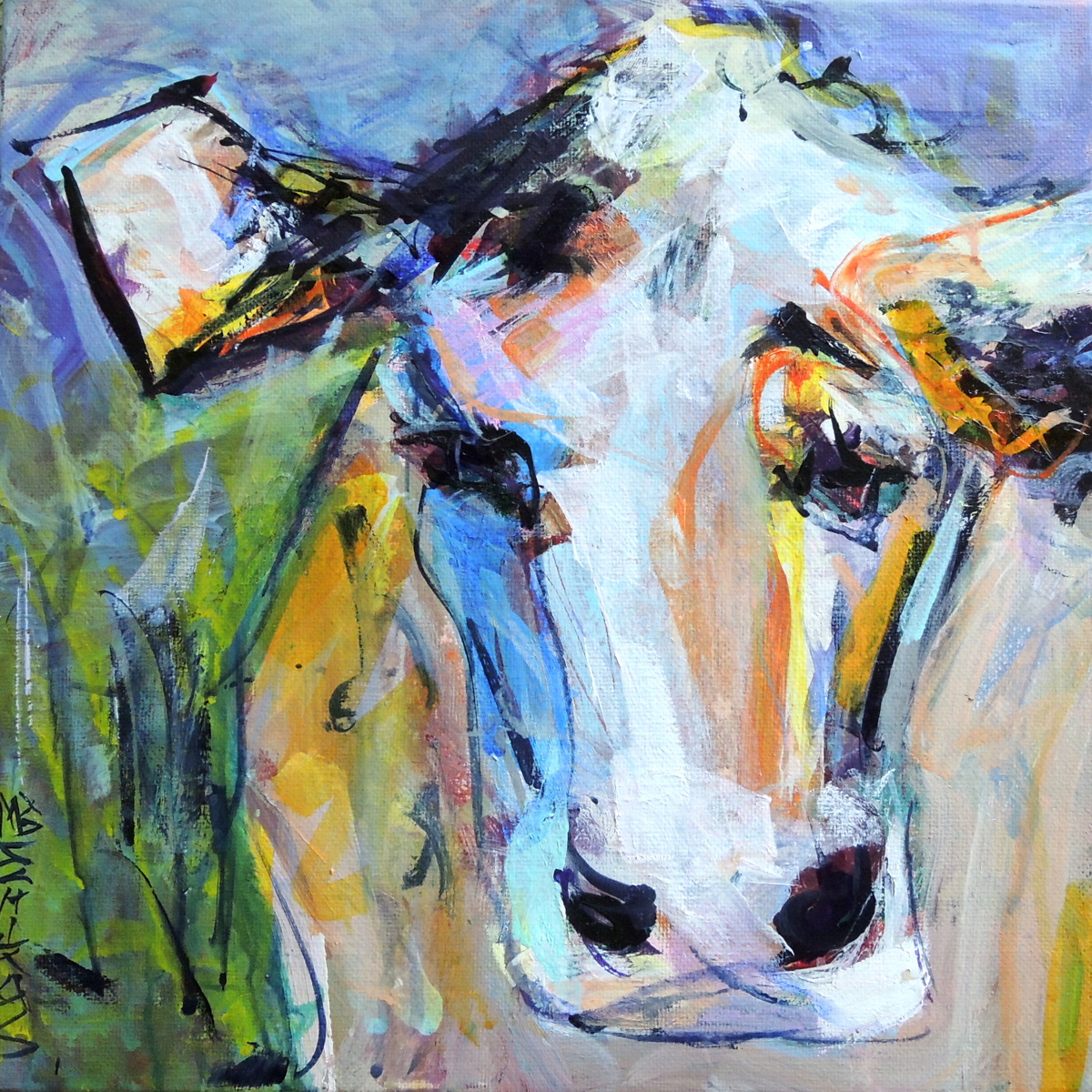 Light Cow (large view)