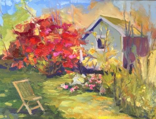 Bright Garden
