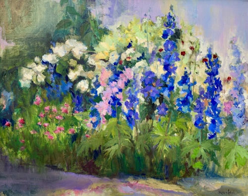 Larkspur Cottage Garden
