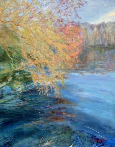 Pond Above the Herring Run