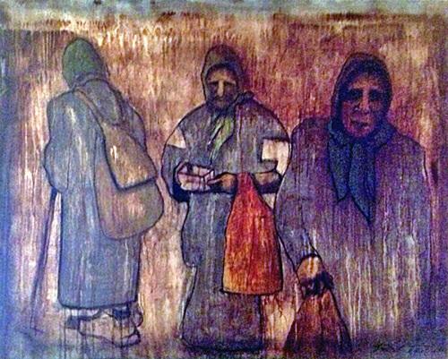 Three Faces of the Tallinn Beggars