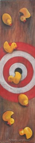 Ducks, Not in a Row