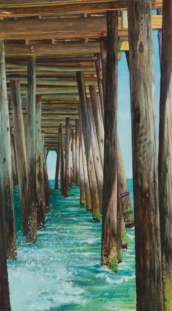 Nags Head Pier, Deep Water (large view)