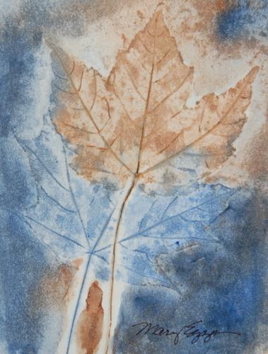 Maple in Blue & Beige