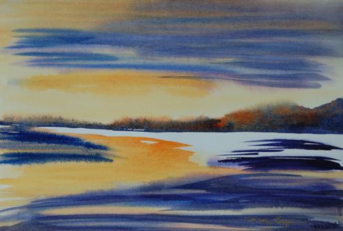 Evening Tide III