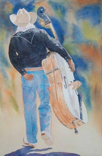Tuesday Market Bass Player