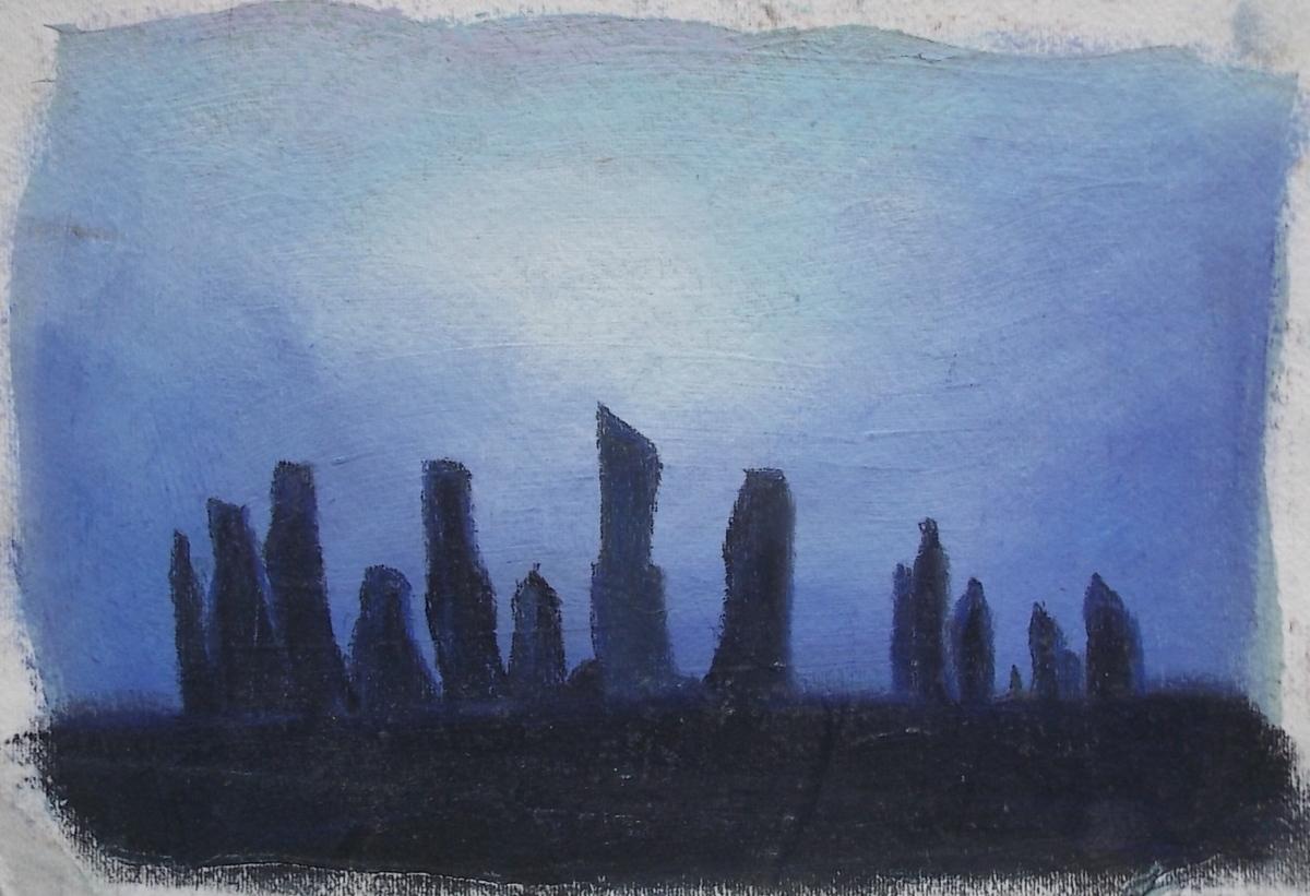 Night's Gathering (large view)