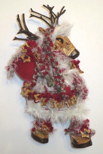 Yule Reindeer Goddess