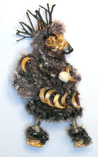 Waning Moorn Reindeer Goddess